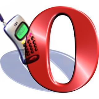 Browser Opera Mini, mobile browser, opera logo