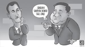 SBY, Lihatlah Dirimu